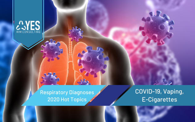 Respiratory Diagnoses Hot Topics | 1 CEU - YES HIM Education