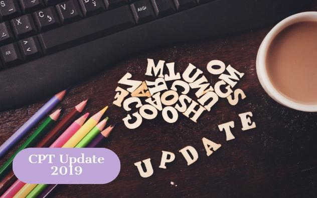 2019 CPT Update - OPPS Updates | 1.5 CEUs - YES HIM Education