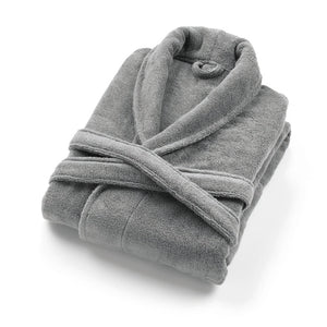 Warm Grey My Leila Bathrobe