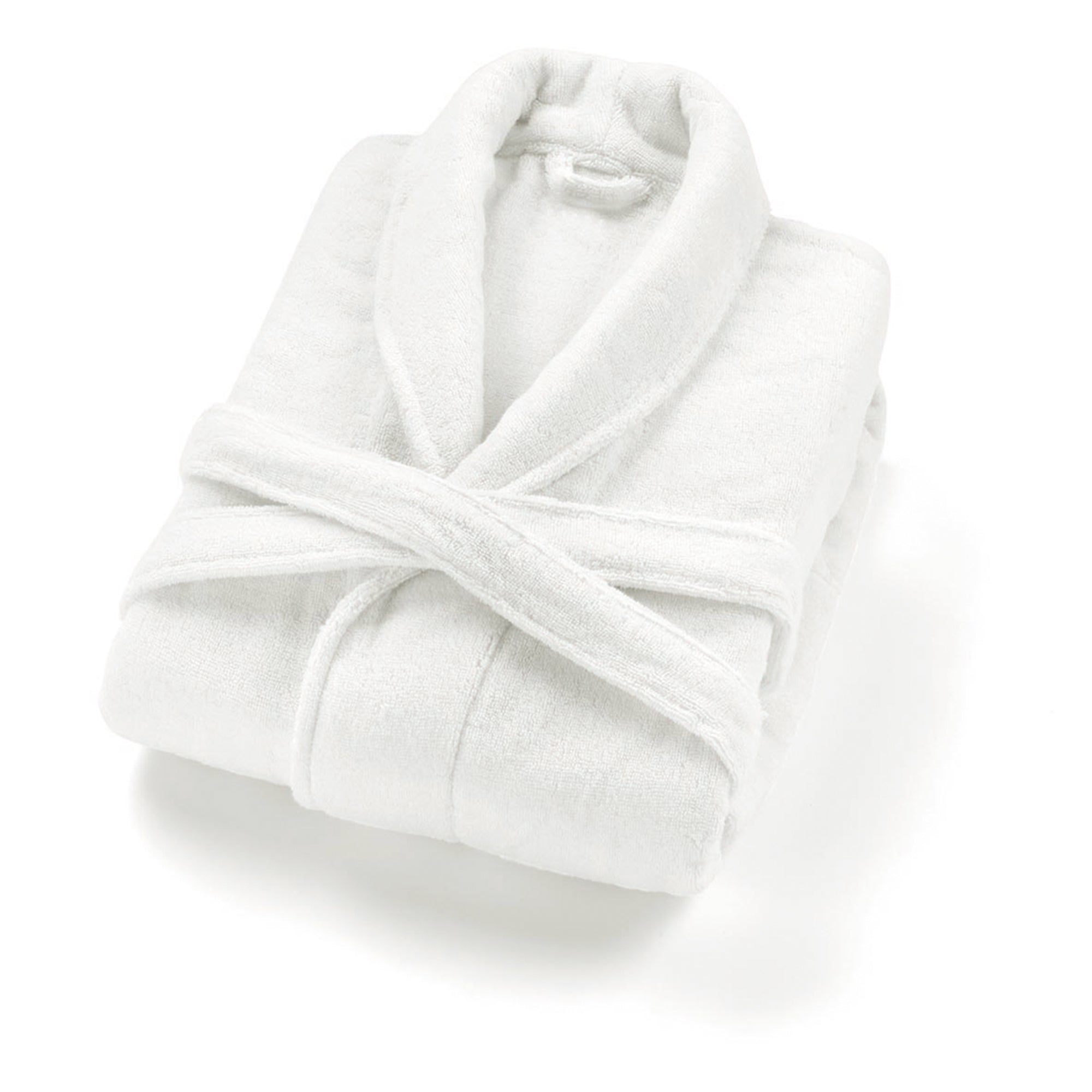 White My Leila Bathrobe