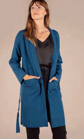 Hayward Cardigan Teal