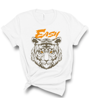 """Easy Tiger"" Tee"