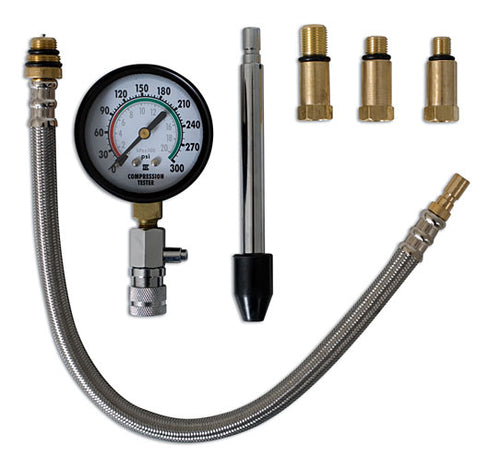 COMPRESSION TESTER KIT (6PC)