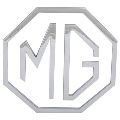 BADGE, MG, 3 PIECE, METAL