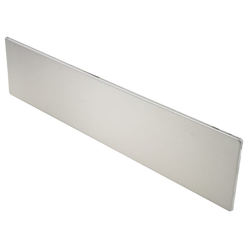 STAINLESS STEEL NUMBERPLATE