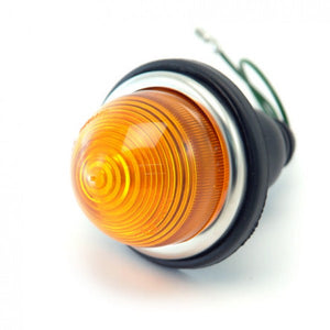 PLASTIC LAMP ASSEMBLY, INDICATOR AMBER