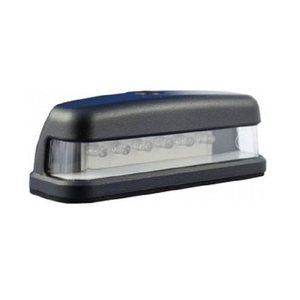 9-33V LED NUMBER PLATE LAMP