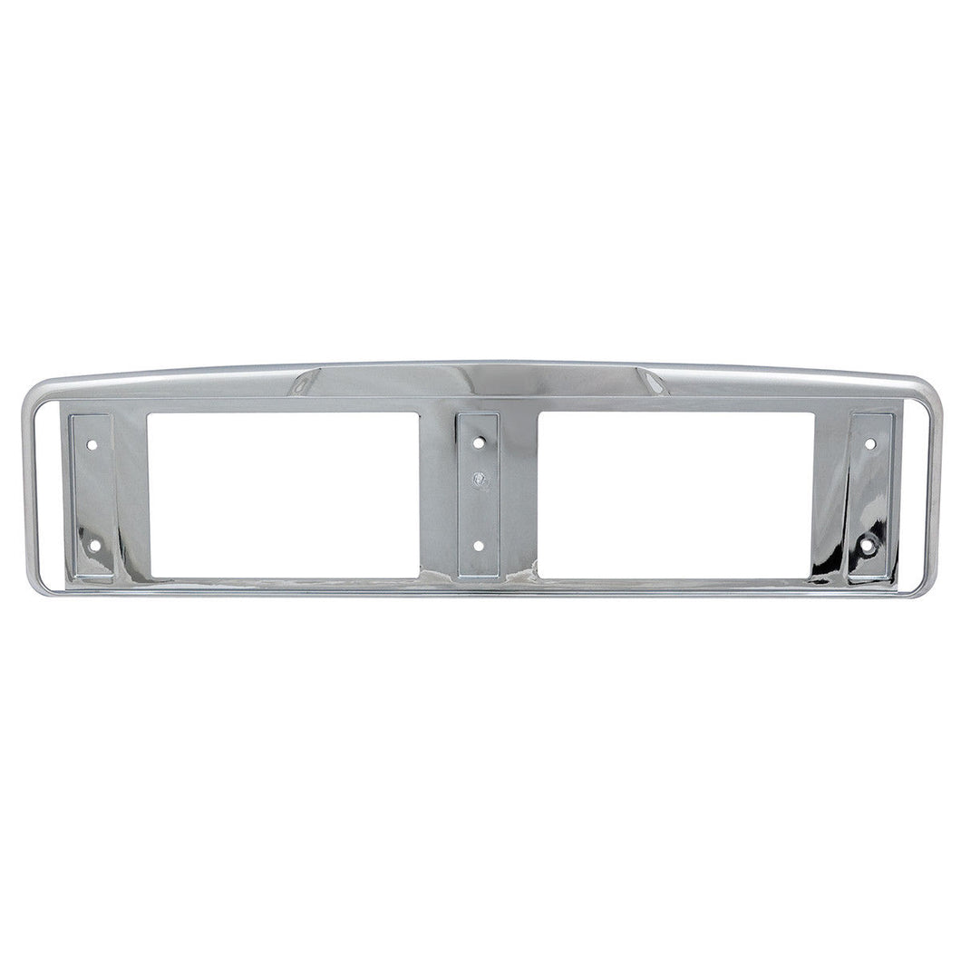 NUMBER PLATE SURROUND CHROME