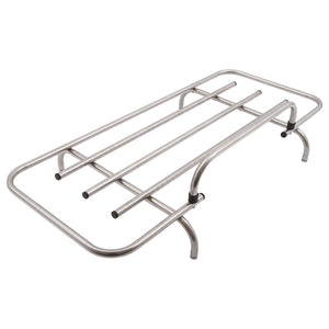 STAINLESS STEEL BOOT RACK