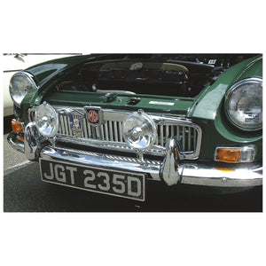 BADGE BAR MGB