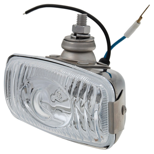 REVERSE LAMP, CLEAR, 12V 55W, STAINLESS STEEL