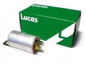 FLASHER UNIT, INDICATOR, 3 PINS, LUCAS