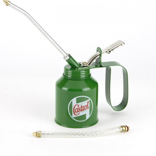 PUMP OIL CAN CASTROL 500ML