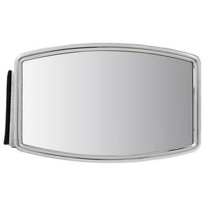 CLIP ON MIRROR, RECTANGULAR, RH/LH