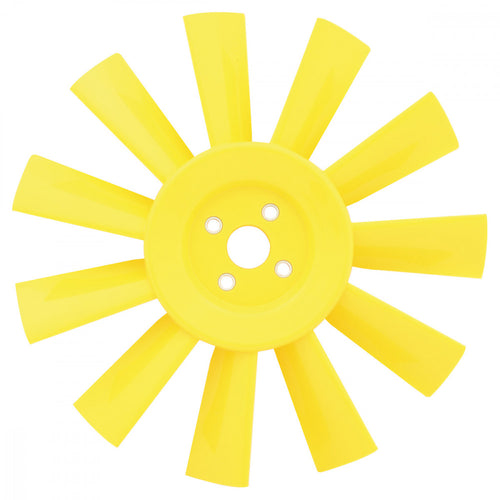 11 BLADE PLASTIC FAN