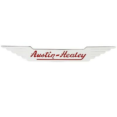 BADGE FRONT A/HEALEY
