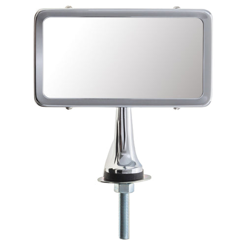 DASH MOUNTED REAR VIEW MIRROR