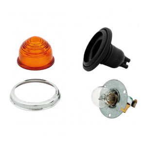 INDICATOR LAMP ASSEMBLY, AMBER