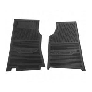 RUBBER MATS AUSTIN HEALEY