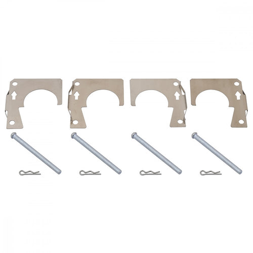 BRAKE PAD FITTING KIT SPITFIRE