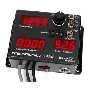 BRANTZ INTERN. 2S PRO + DIVER DISPLAY SOCKET