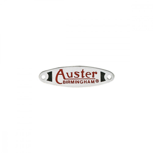 AUSTER WINDSCREEN BADGE