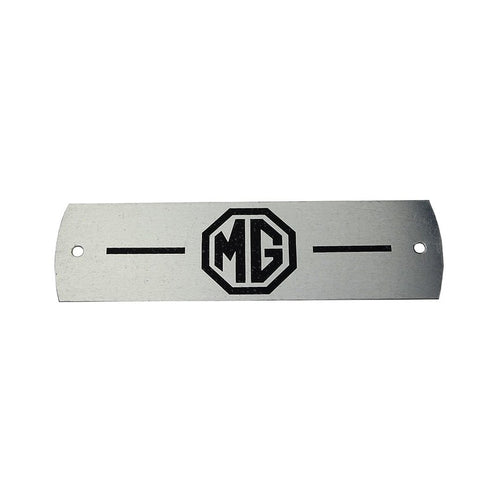 ROCKER COVER PLATE MG