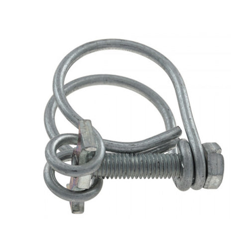 HOSE CLAMP,  WIRE TYPE   5/8