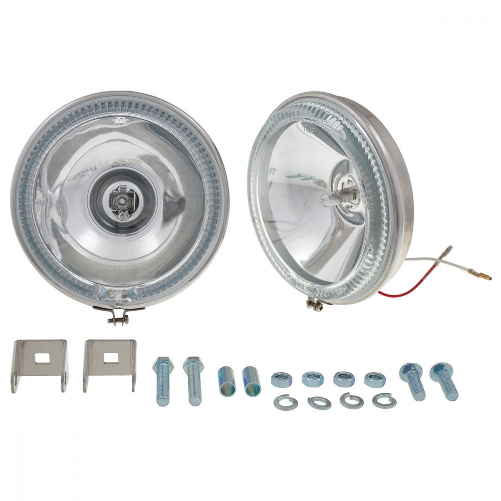 SPOTLAMPS SET, 12V 55W, 5.5