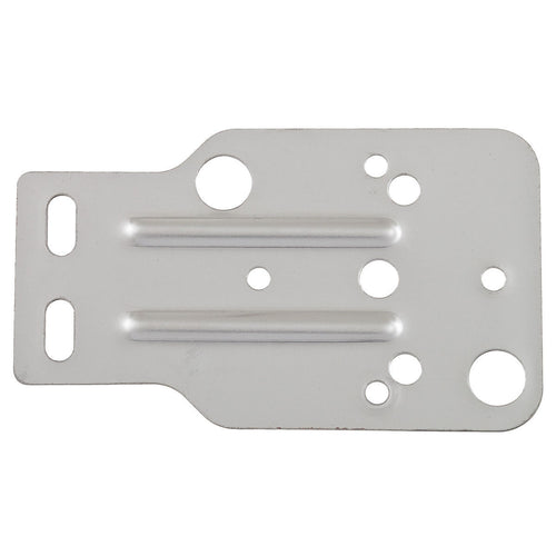 BADGE BAR MOUNTING PLATE