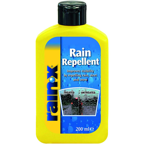 RAIN-X, RAIN REPELLENT, 200ml