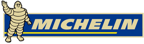 MICHELIN RACING STICKER