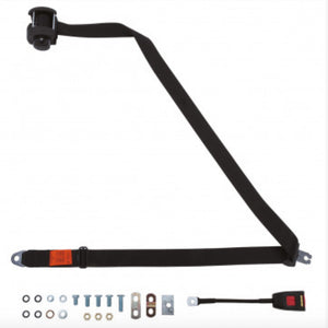 SEAT BELT FRONT,AUTOMATIC,ADJUSTABLE LAP, DIAGONAL 30CM