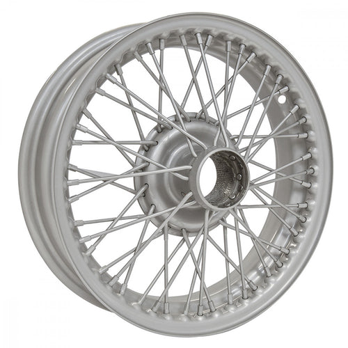 WIRE WHEEL, PAINTED, 15