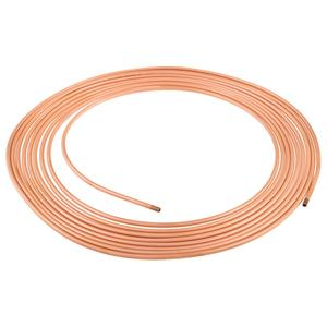 "COPPER TUBING 3/8"" - 25 Ft = 7.62 Mt"