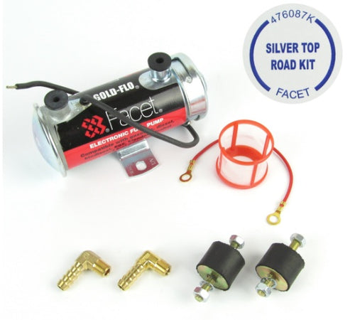 FUEL PUMP KIT SILVER TOP