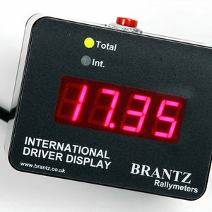 INTERN 2 PRO DRIVER DISPLAY UNIT