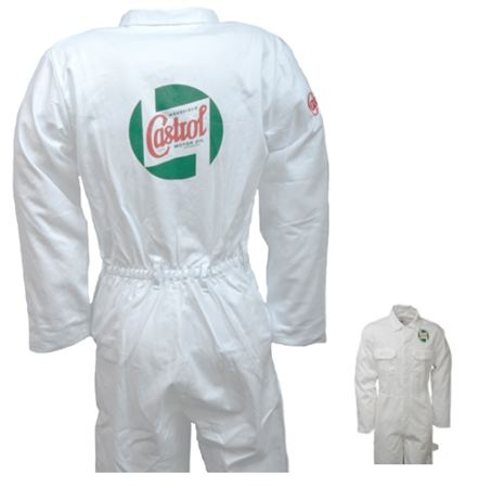 OVERALL CASTROL
