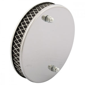 "AIR FILTER HS2, CENTRE HOLE, 1 1/4"", STAINLESS STEEL"