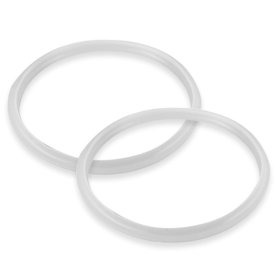 2X 10L Silicone Pressure Cooker Rubber Seal Ring Replacement Spare Parts