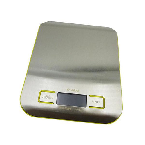 SOGA 5kg/1g Kitchen Food Diet Postal Scale Digital Lcd Electronic Jewelry Weight Scale