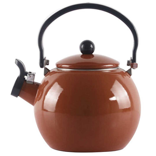 SOGA 2.0 Litre Ceramic Enameled Porcelain Kettle Kitchen Coffee