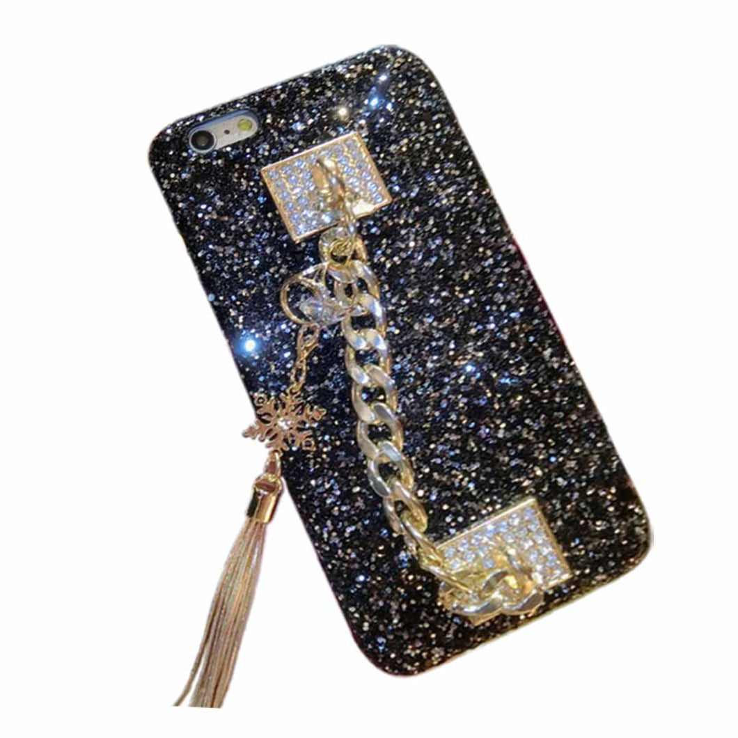 Luxury Girl Fashionable Durable Slim Premium iPhone Case 6/6s Plus, 7 Plus