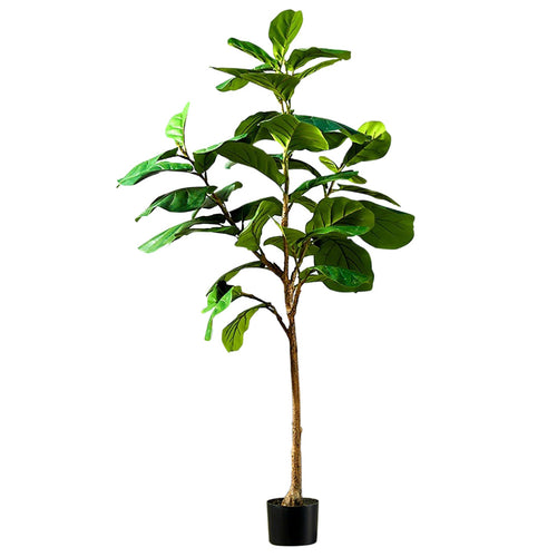 SOGA 155cm Green Artificial Indoor Qin Yerong Tree Fake Plant Simulation Decorative