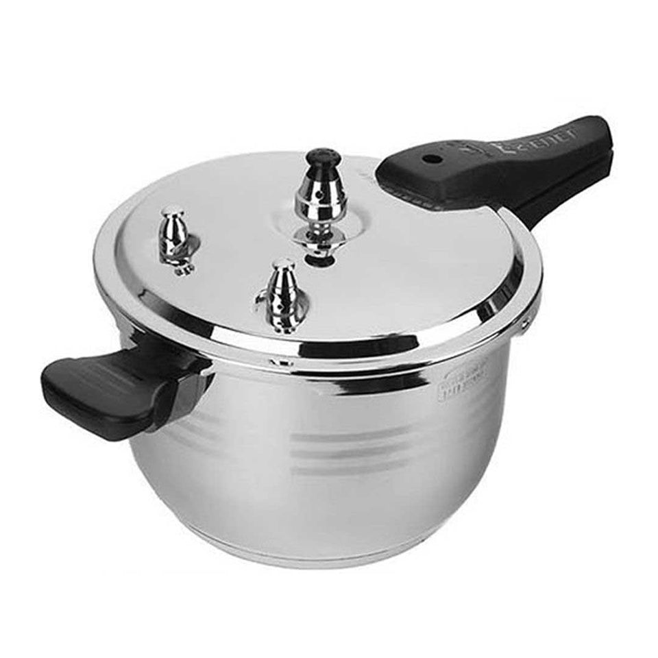 8L Commercial Grade Stainless Steel Pressure Cooker