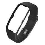 SOGA Smart Watch Compatible Strap Adjustable Replacement Wristband Bracelet Black
