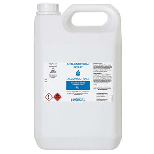 5L Standard Grade Disinfectant Anti-Bacterial Alcohol