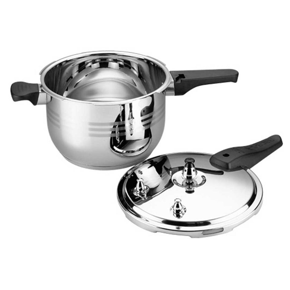 4L Commercial Grade Stainless Steel Pressure Cooker