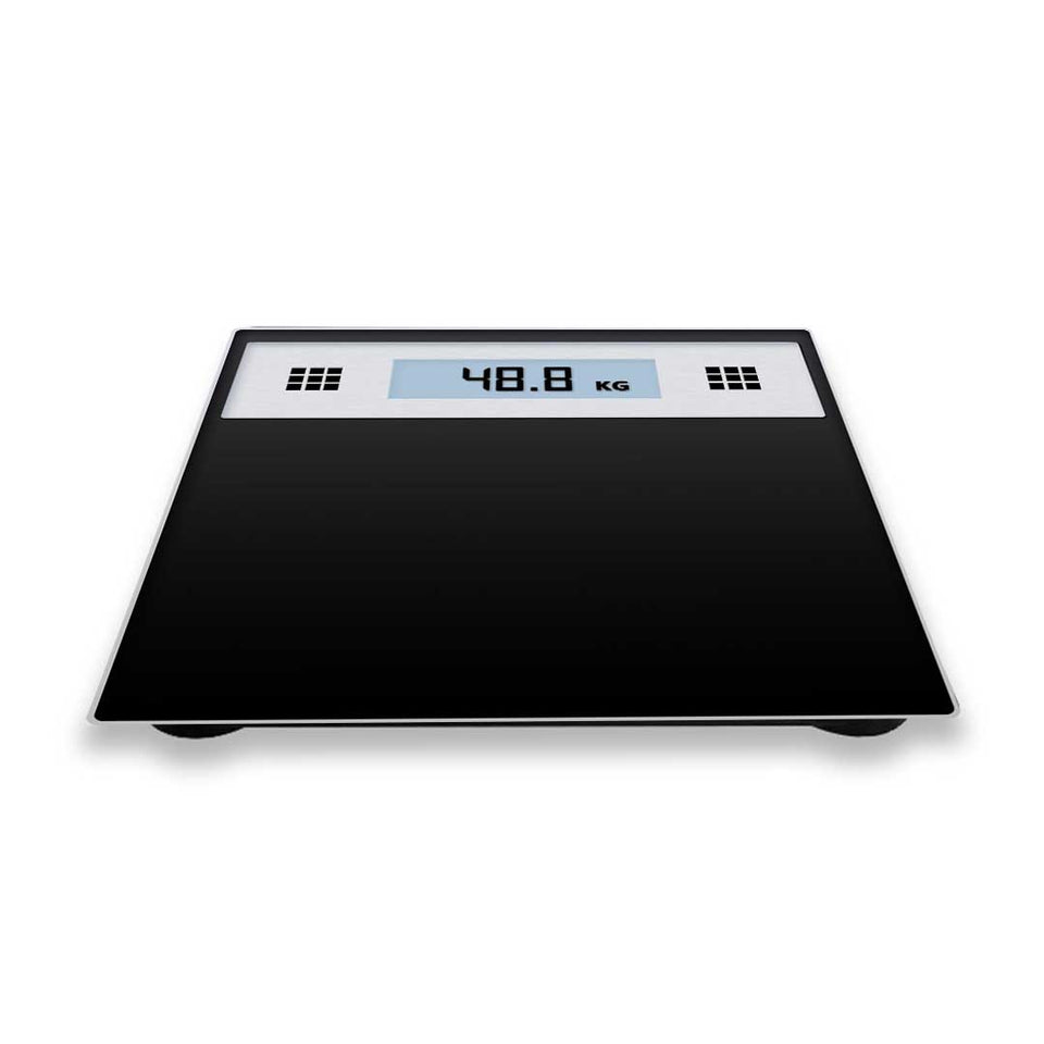 SOGA Electronic Talking Scale Weight 180Kg Fitness Glass Bathroom Scale LCD Display