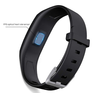 SOGA 2x Sport Monitor Wrist Touch Fitness Tracker Smart Watch Black